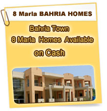 bahria homes